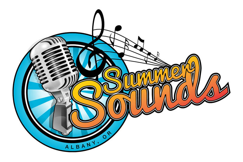 Summer Sounds Logo Design at Xtreme Grafx in Albany, Oregon
