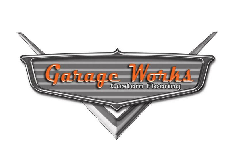 Garage Works Logo Design at Xtreme Grafx in Albany, Oregon