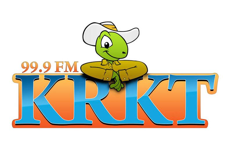 KRKT Logo Design at Xtreme Grafx in Albany, Oregon